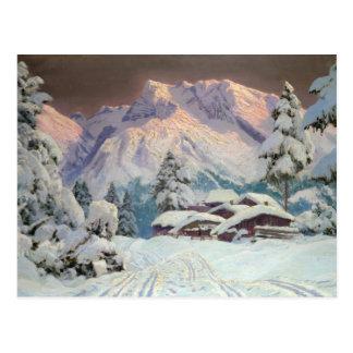 Hocheisgruppe, Österreich Postkarte