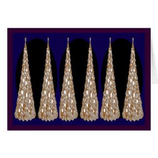 Hochenergie-dekorative Juwelen Karte
