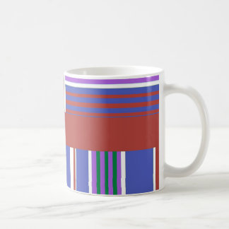 Hochenergie-europäische Art-Muster Kaffeetasse