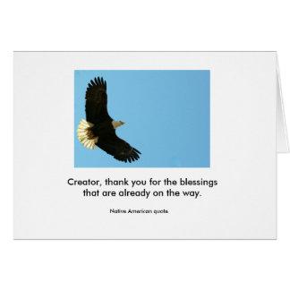 Hochfliegender Adler Karte
