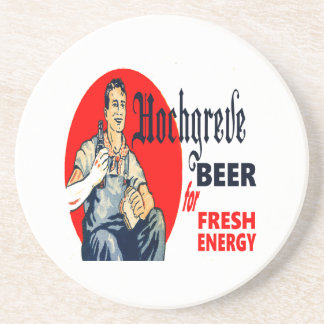Hochgreve Bier Sandstein Untersetzer