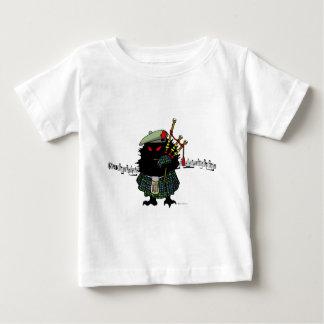 Hochland-Igels-Pfeifer Baby T-shirt