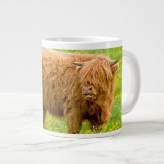 Hochland-Kuh-Tasse Jumbo-Mug