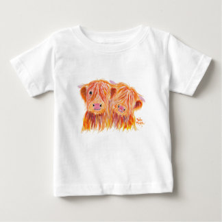 "Hochland schüchtert ""Freunde"" durch Shirley Baby T-shirt"