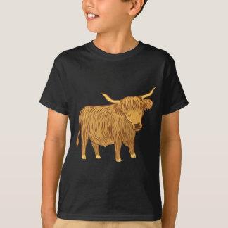 Hochlandkuh (Gurren) T-Shirt