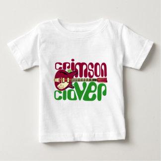Hochrot u. Klee lll Baby T-shirt