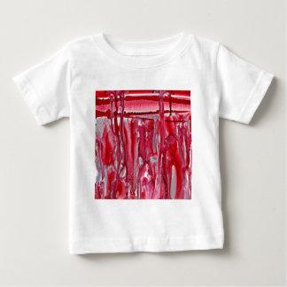 hochrote Winterlandschaft 121517 Baby T-shirt
