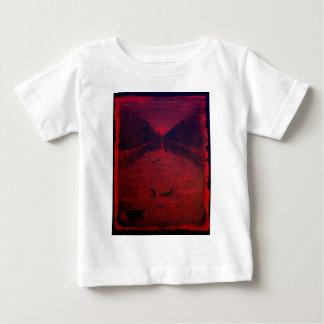 Hochroter Fluss Baby T-shirt