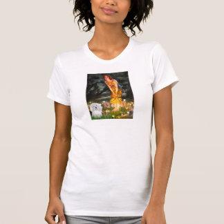 Hochsommer Eve - Baumwolle de Tulear 4 T-Shirt