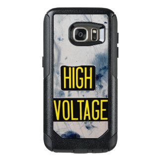 Hochspannungswarnzeichen OtterBox Samsung Galaxy S7 Hülle