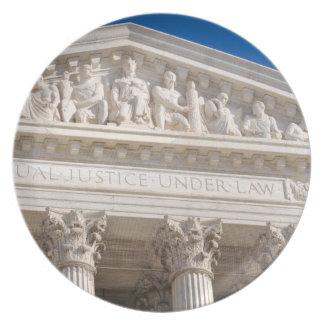 Höchstes Gericht des USA Teller