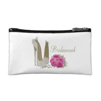 Hochzeit Bridsmaid kosmetisches Taschen-Geschenk