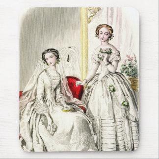 Hochzeit des 19. Jahrhunderts Mousepad