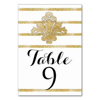Hochzeit Tablecard Karte