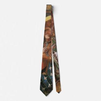 Hochzeit von St George, Prinzessin Sabra durch Personalisierte Krawatten