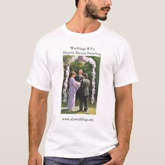 Hochzeiten R wir T-Shirt