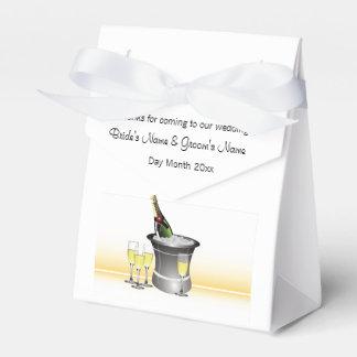 Hochzeits-Andenken, Geschenke, Werbegeschenke für Geschenkschachtel