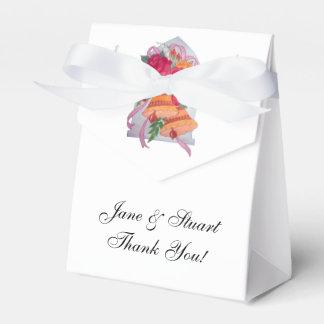 Hochzeits-Bell-Bevorzugungs-Kästen Geschenkschachtel