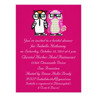 Hochzeits-Braut-u Personalisierte Einladungen