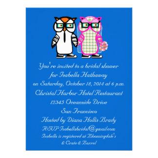 Hochzeits-Braut-u Personalisierte Einladungskarte
