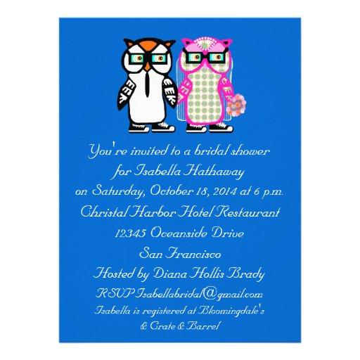 Hochzeits-Braut-u. Personalisierte Einladungskarte