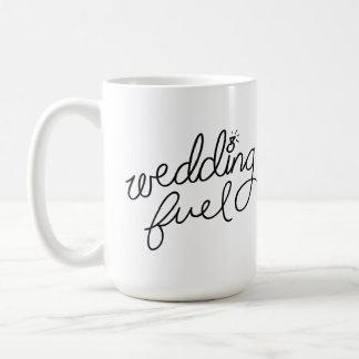 Hochzeits-Brennstoff-Tasse Kaffeetasse