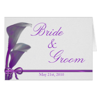 Hochzeits-Einladung Karte