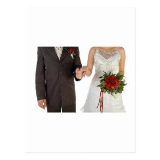 Hochzeits-Empfänge 1 Postkarte