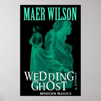 Hochzeits-Geist-Plakat Poster