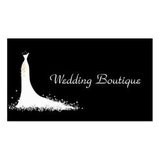Hochzeits-Geschäft Visitenkarten
