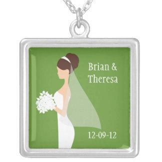 Hochzeits-Halskette