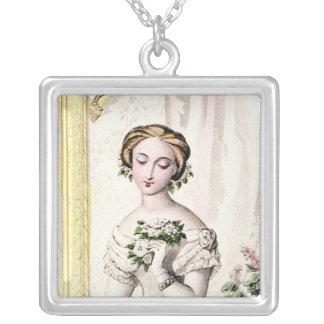 Hochzeits-Halskette des 19. Jahrhunderts