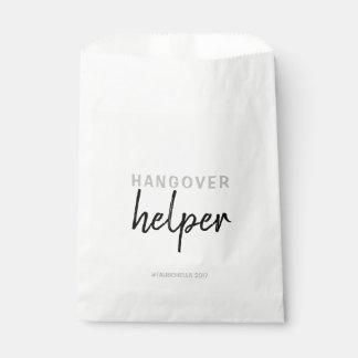 Hochzeits-Kater-Helfer-Bevorzugungs-Taschen Geschenktütchen