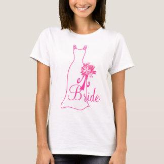 Hochzeits-Kleid T-Shirt