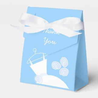 """Hochzeits-Kleiderblau """"dankt Ihnen"""" Zelt Geschenkschachtel"""