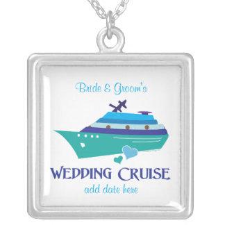 Hochzeits-Kreuzfahrt-Halskette
