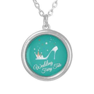 Hochzeits-Märchen Halsketten