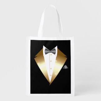 Hochzeits-Party-Überlebensausrüstung Wiederverwendbare Einkaufstaschen