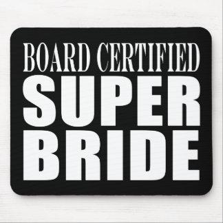 Hochzeits-Partys u. Brautpartys: Superbraut Mauspads