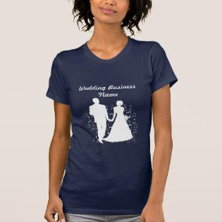 Hochzeits-Planer-Geschäfts-Thema-Sammlung T-Shirt
