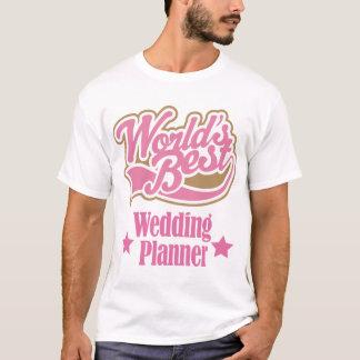 Hochzeits-Planer-Geschenk (Welten am besten) T-Shirt