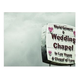 Hochzeits-Postkarte Postkarte