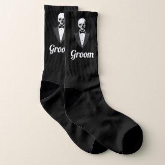 Hochzeits-Socken für Bräutigam Socken