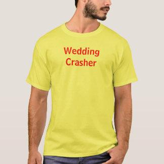 Hochzeits-uneingeladener Gast T-Shirt