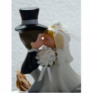 Hochzeits-Zahlen Freistehende Fotoskulptur