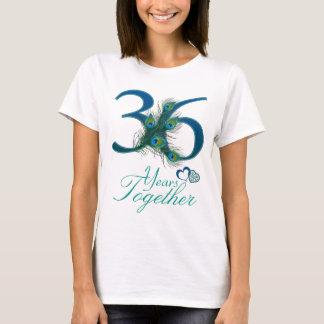 Hochzeitstag/6/36./Nr. 6 T-Shirt