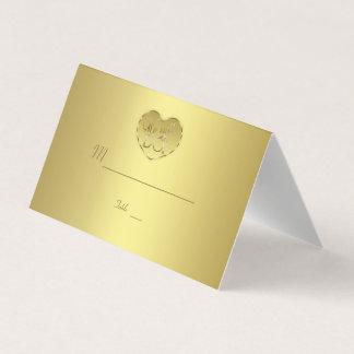 Hochzeitstag des Gold50. TUN wir noch Platzkarte