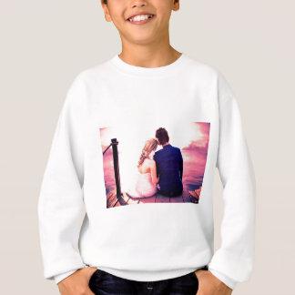 Hochzeitstag-Horizont Sweatshirt