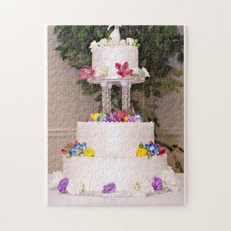 Hochzeitstorte Puzzle