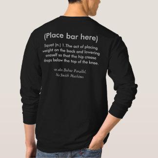 Hocken definiert T-Shirt
